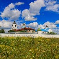 Суздаль. Свято-Васильевский мужской монастырь. :: Александр Теленков