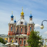 Москва, Климентьевский переулок, Храм святого Климента :: Игорь Герман
