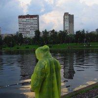 Что вы меня пугаете каким-то дождем?! :: Андрей Лукьянов