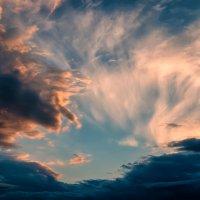 Сказочные облака. :: Виктор Иванович