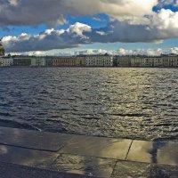N-ное наводнение в Петербурге. :: Senior Веселков Петр