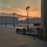 Перед восходом :: Константин Бобинский