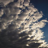 Красивое небо июня :: Павел Зюзин