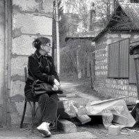 Переезжаем... :: Marina Bernackaya Бернацкая