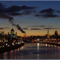 Вечерняя Москва. :: Николай Панов