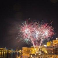 Фестиваль фэйерверков :: Ульяна Альбинская