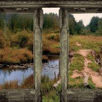 старое окно :: Григорий Погосян