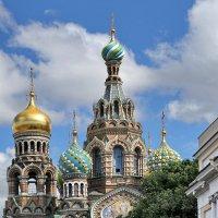Купола храма Спаса на Крови :: Сергей