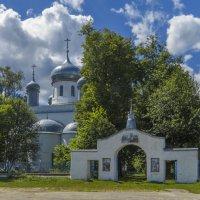 Березники,храм :: Сергей Цветков