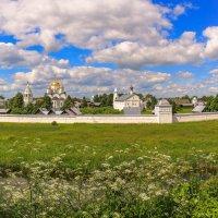Суздаль. Свято-Покровский женский монастырь. :: Александр Теленков
