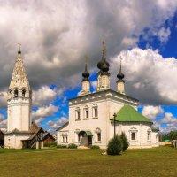 Суздаль. Свято-Александровский мужской монастырь. :: Александр Теленков