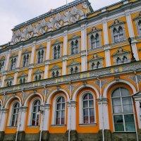 Большой Кремлевский дворец /фрагмент/ :: Tata Wolf
