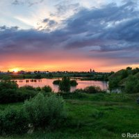 Вечер, когда фотографу везло :: Сергей
