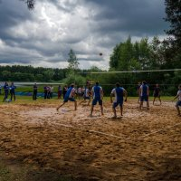 Волейбол :: Андрей Батранин