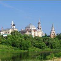 Торжок. Борисоглебский монастырь. :: Николай Панов