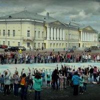В первый день июня! :: Владимир Шошин