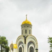 Москва, Поклонная гора :: Игорь Герман