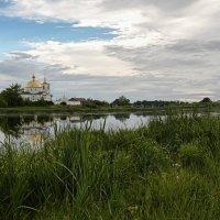 Город Остров на реке Великой ... :: Priv Arter