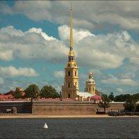 Петропавловский собор :: Валентин Яруллин