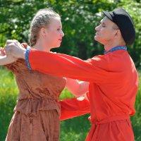 На празднике фольклора и ремесел 3 :: Константин Жирнов
