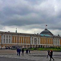 Здание Сената в Московском Кремле :: Tata Wolf
