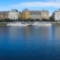 Вид на город Будапешт с острова Маргит :: Андрей ТOMА©
