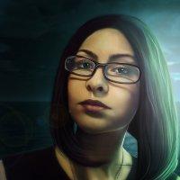 портрет дочери :: николай дубовцев