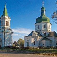 Воскресенская церковь в Седневе :: Сергей Тарабара