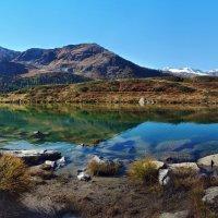 эта осень в горах, как одно волшебство :: Elena Wymann