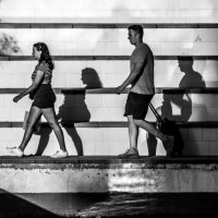 наши тени преследуют нас :: sergio tachini