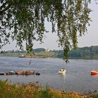 Волга у Тутаева. Ярославская область :: MILAV V