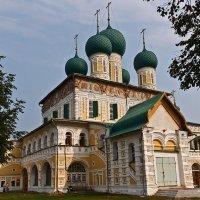 Воскресенский Собор в Тутаеве. Ярославская область :: MILAV V