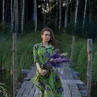 На мосту :: Татьяна Панчешная