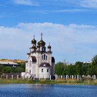 Новый храм :: Оксана Шрикантх