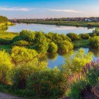 По берегам Большой Липовицы :: Валерий Горбунов