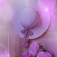 Время белой шляпки :: Nina Yudicheva