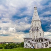 Храм Вознесения, Коломенское :: Вячеслав Никулин