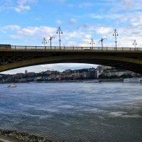 Мост через реку Дунай в Будапеште (1) :: Андрей ТOMА©