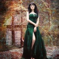 Ведьма :: Екатерина Щербакова