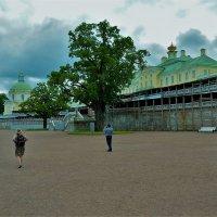 Где-то в Ораниенбауме 05.07.2017... :: Sergey Gordoff