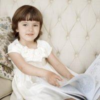 Детская фотосессия в Москве. Студийный портрет. Фотограф Таня Турмалин. :: Таня Турмалин