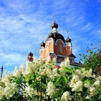 В монастыре :: Сергей Кочнев