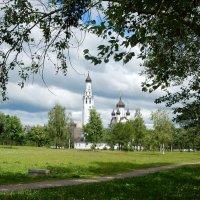 Церковь Апостола Петра :: Елена Гуляева (mashagulena)