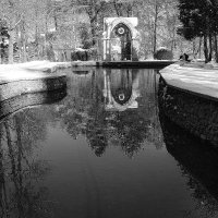 Зимнее стекло :: M Marikfoto