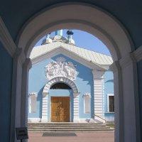 вход в Сампсониевский собор :: Анна Воробьева