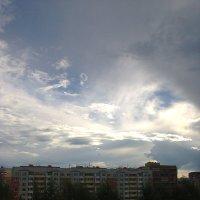 Облачное настроение :: Елена (Melena505) Моисеева