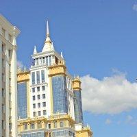 Прогулка по Саранску..Стремление ввысь :: Лидия (naum.lidiya)