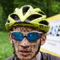 Дождливое лето, грязные гонки... :: Оксана Грищенко
