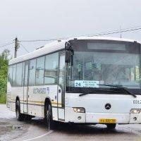 Автобус Mercedes-Benz Türk O345 Conecto H :: Денис Змеев