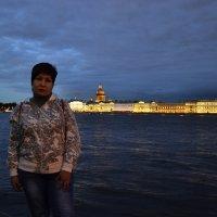 ночь в Санкт-Петербурге :: Alexandr Yemelyanov